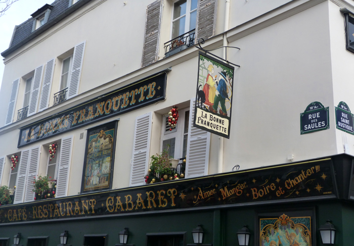 Montmartre 25