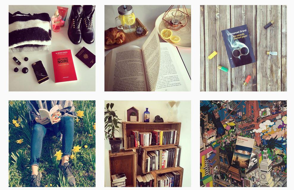 des livres et de nous
