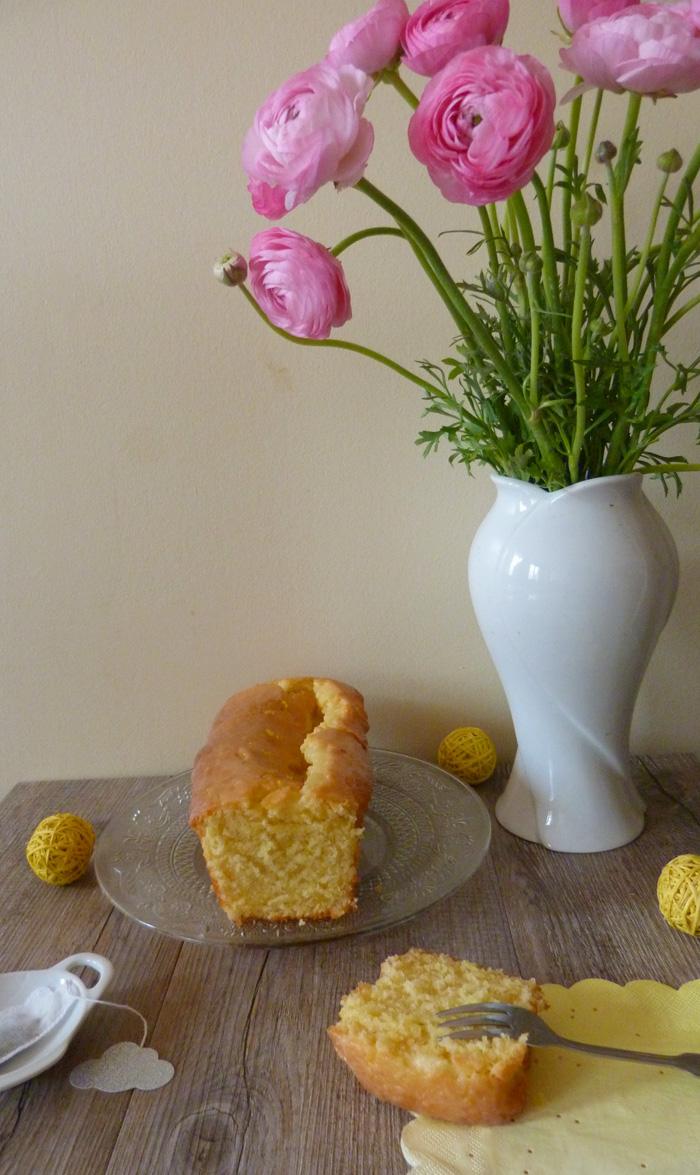 cake citron rose bakery 2