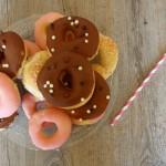 Donuts light (ou presque ) au four