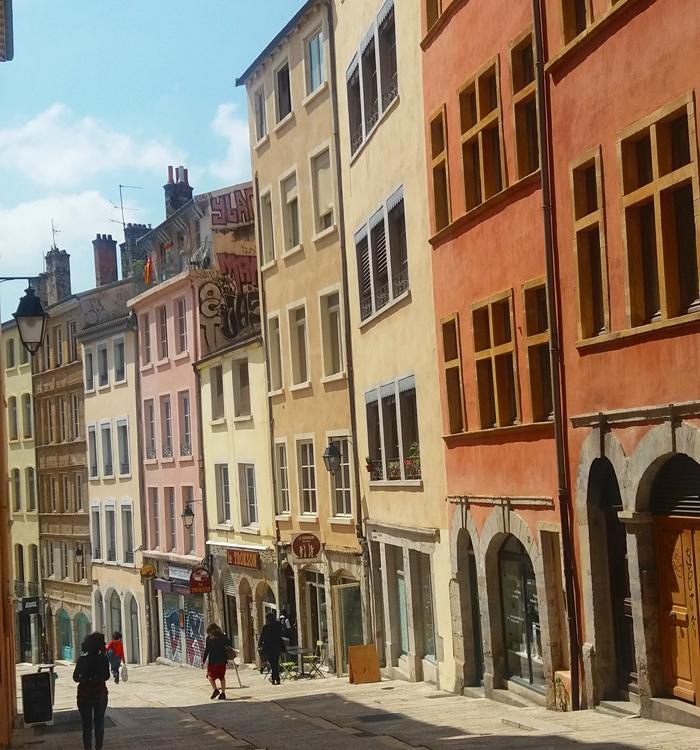 10 photos Instagram de Lyon : la Croix Rousse