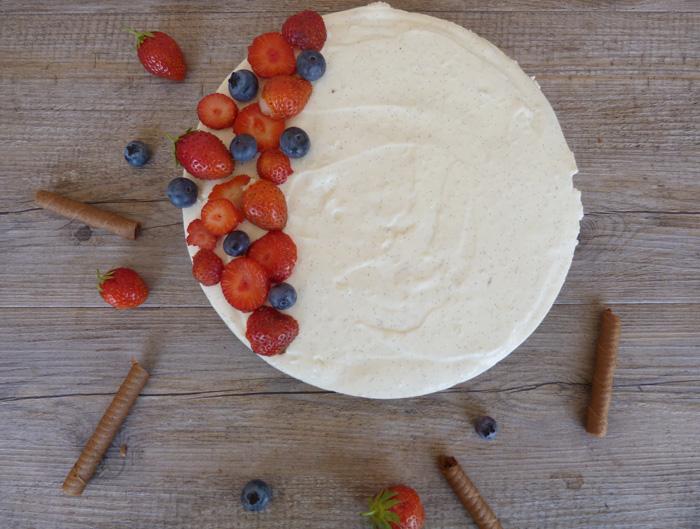 cheesecake grecque