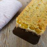 Tarte aux mirabelles et à la crème d'amande (sans gluten)