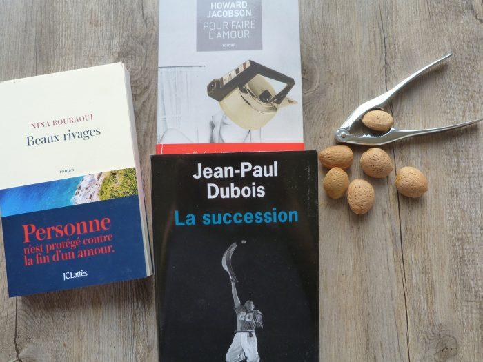 [Rentrée littéraire #1] : rupture, jalousie et héritage familial