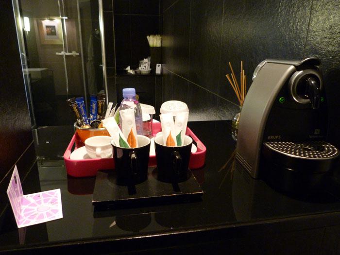 salle de bain MonHotel