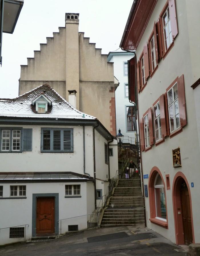 Bâle en Suisse