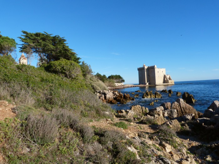 île Saint Honorat