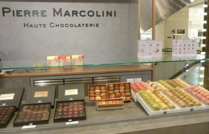 bar chocolat Marcolini
