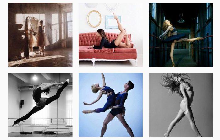 danseuse et danseur