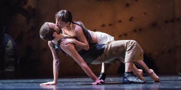 danseuse et danseur : Romeo et Juliette