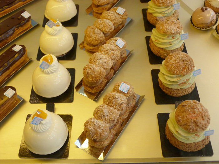 Les pâtisseries de Guillaume Flochon : oups I did it again (Lyon)