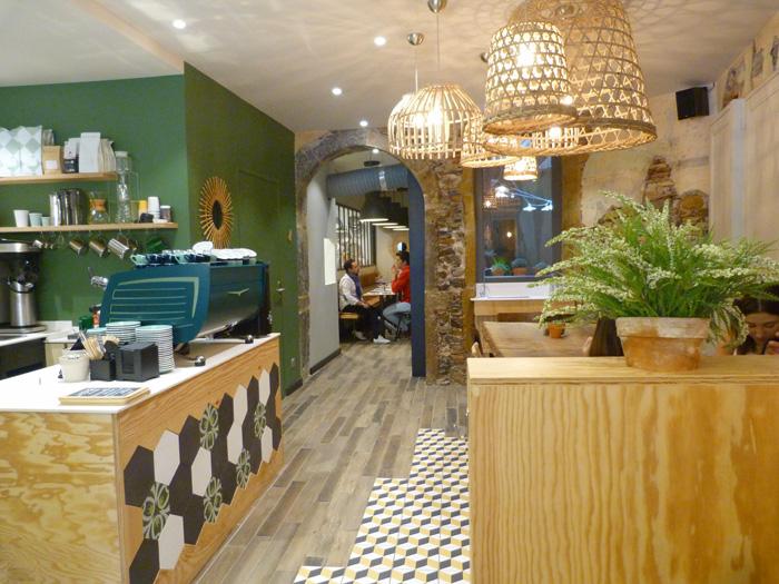 Diploïd : une nouvelle adresse où déjeuner vite et bon sur la presqu'île (Lyon )