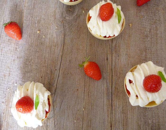 fraises surprise