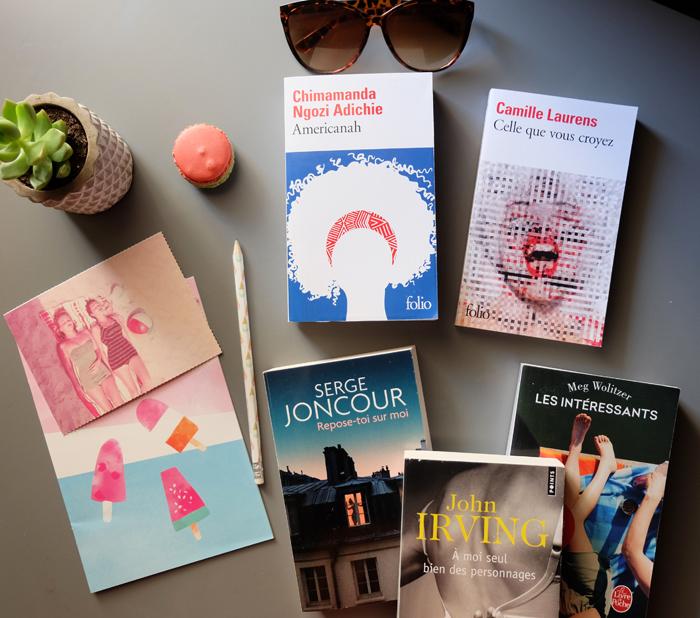 5 romans à lire cet été