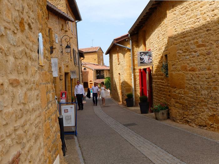 Oingt plus beau village de France