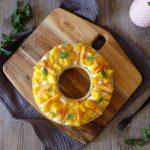 Tarte aux fruits jaunes façon Cyril Lignac