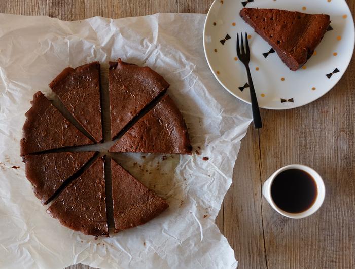 gâteau au chocolat et au sucre muscovado : recette rapide et facile