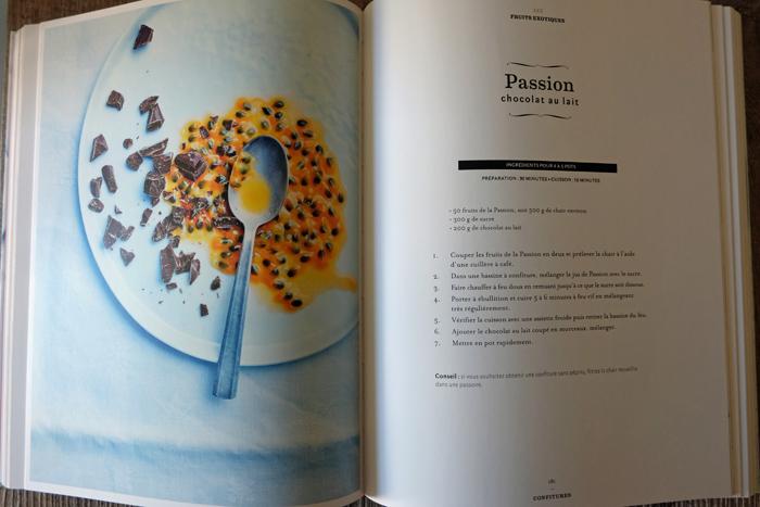 confiture poire crème de marrons