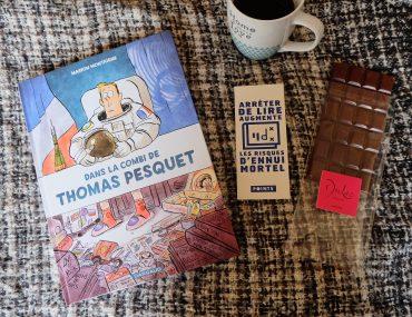 Chroniques d 39 une chocoladdict page 2 sur 459 for Dans la combi de thomas pesquet