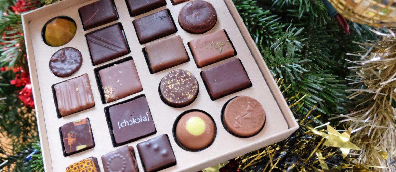 Secrets de chocolatiers : le meilleur du chocolat en box