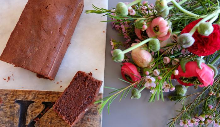 cake au chocolat fondant de Philippe Conticini