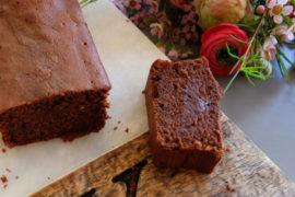 gateau fondant au chocolat noir