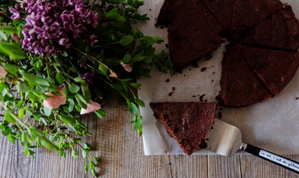 gateau fondant express au chocolat