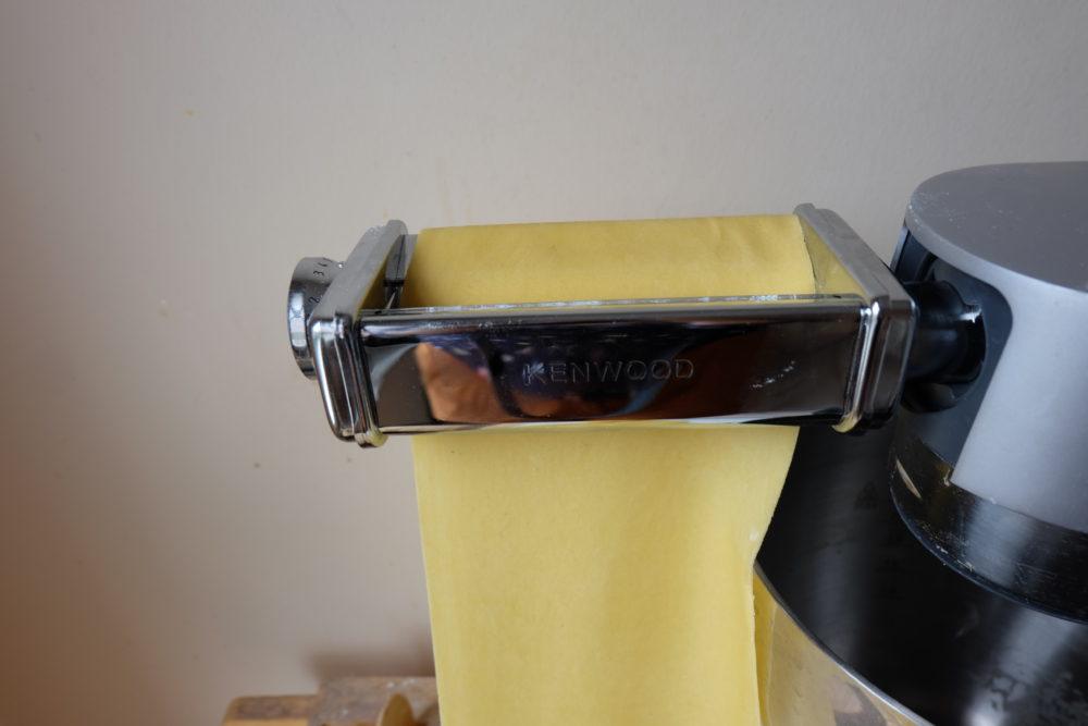 pâtes fraiches maison