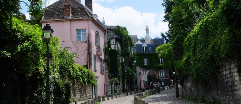 Croix Rousse versus Montmartre