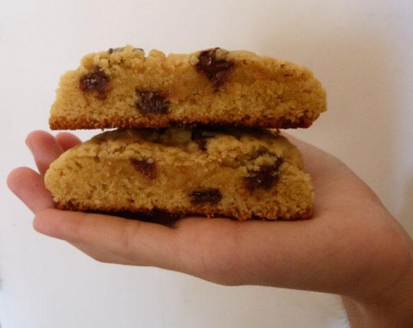 cookies levain bakery chocolat noir dulcey
