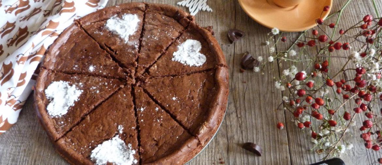 Gâteau au chocolat (avec seulement 3 ingrédients)