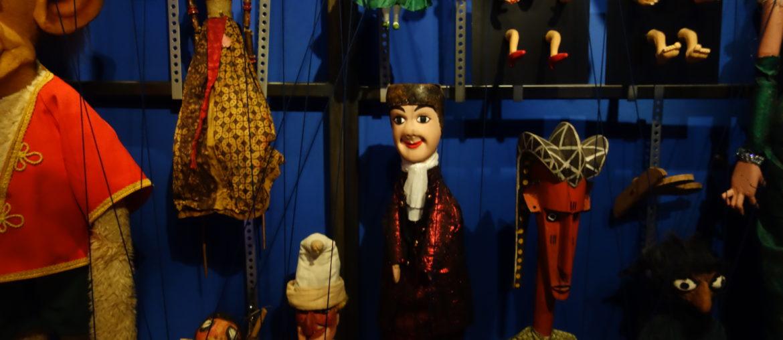 Que faire à Lyon un dimanche ? Le musée des arts de la marionnette