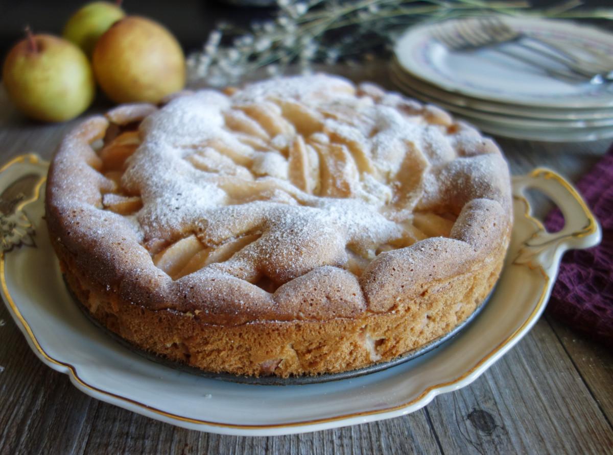 3eb6ca242f2 gâteau aux poires et au mascarpone   une recette d hiver facile et ...