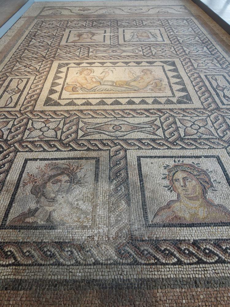musée gallo romain