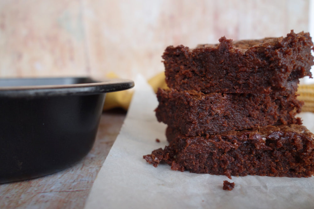 brownie double chocolat