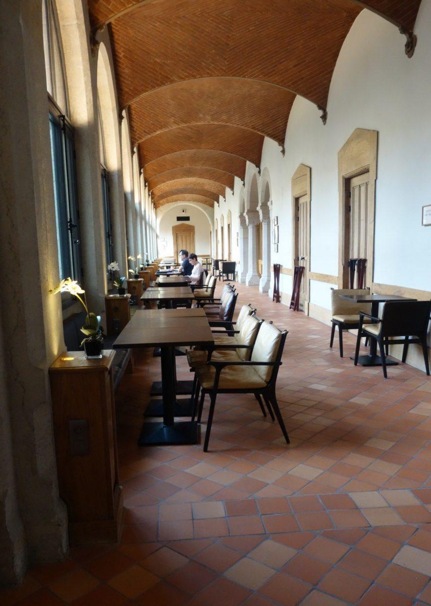 tea time à Fourvière Hôtel