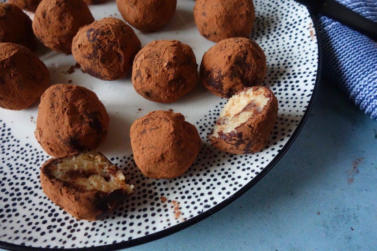 truffes tiramisu