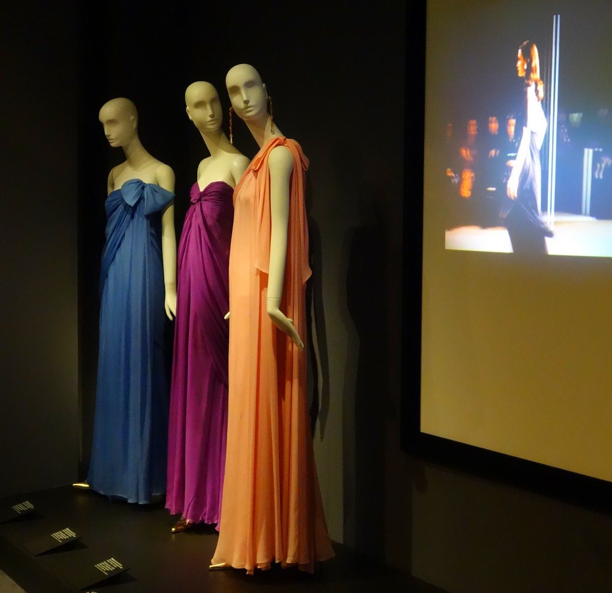 exposition Yves Saint Laurent