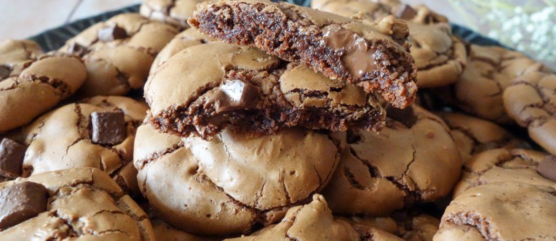 Les cookies sans temps de repos : Outrageous chocolate cookies