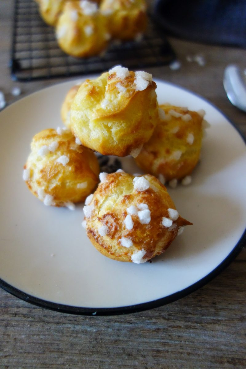 chouquettes inratables