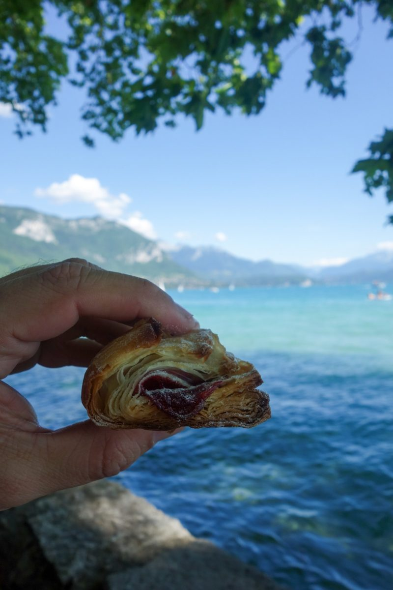 balade vers Annecy-le-Vieux