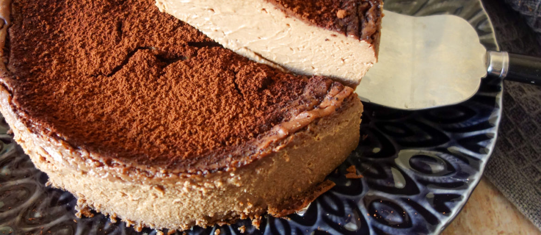 Le flan pâtissier au chocolat de Christophe Michalak