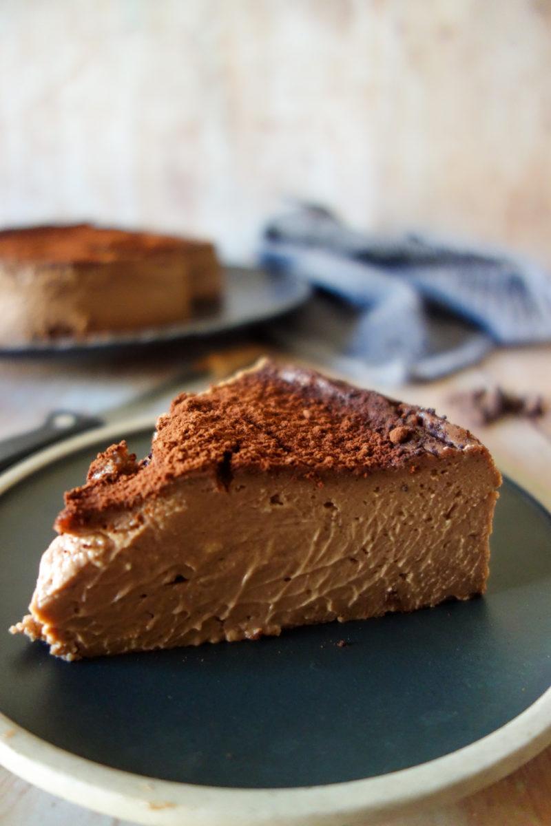 flan pâtissier au chocolat de christophe michalak