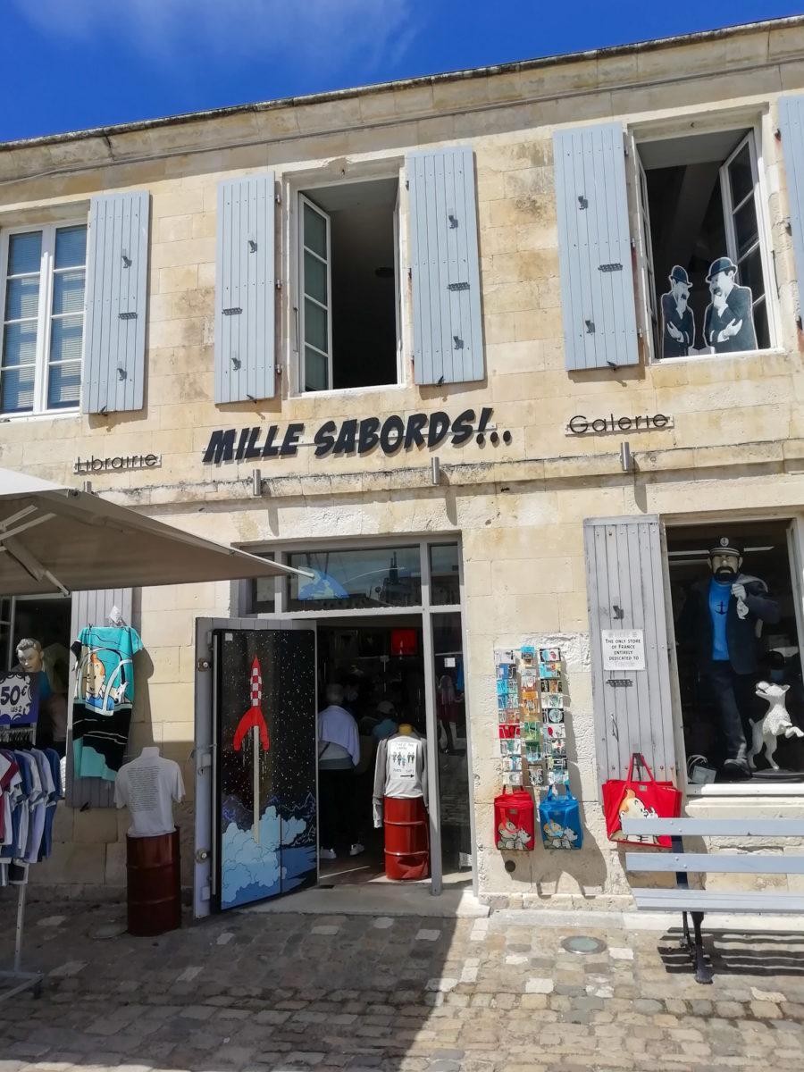 10 adresses pour les amoureux du livre spécial La Rochelle