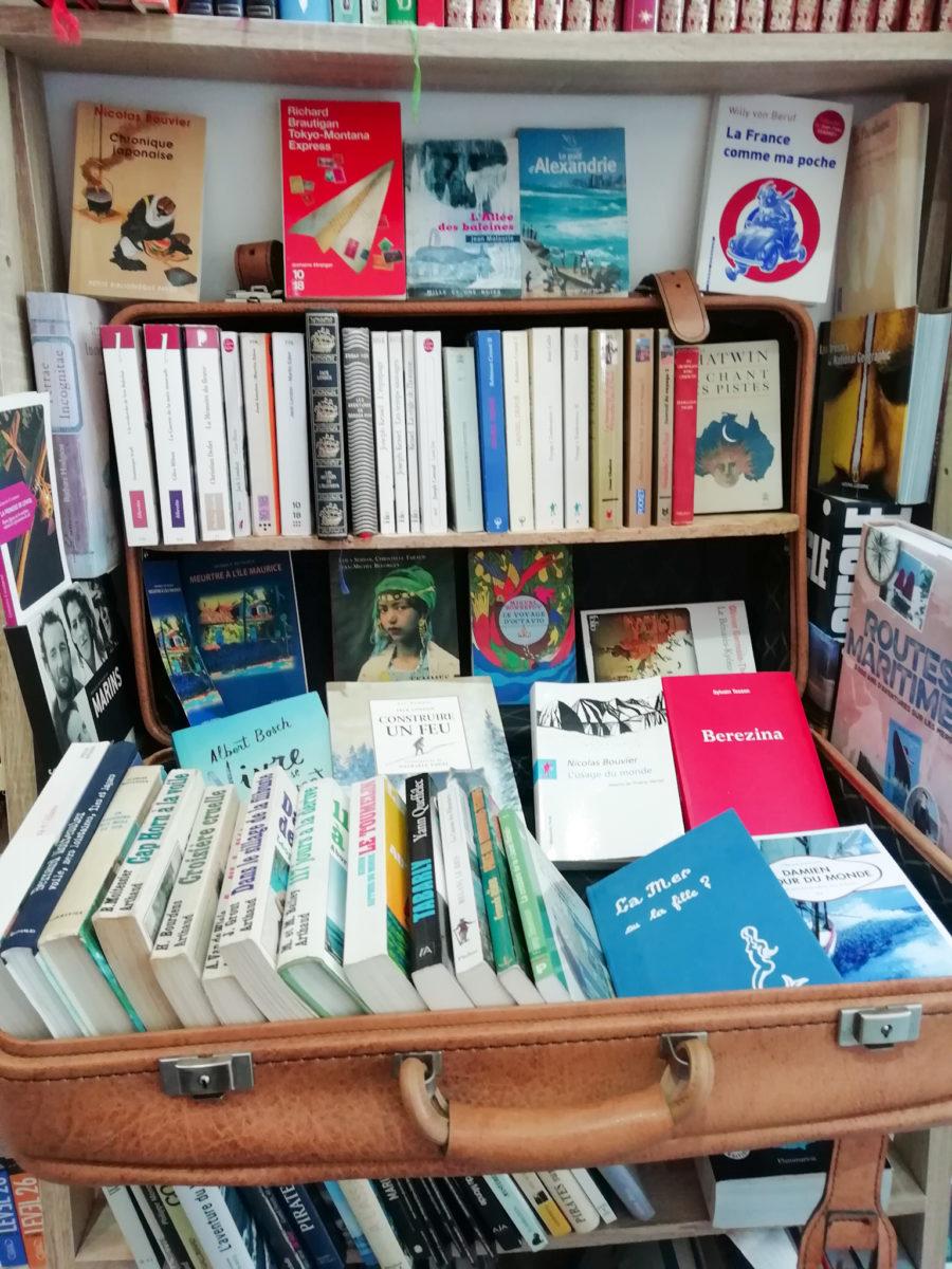 10 adresses pour les amoureux des livres spécial La Rochelle
