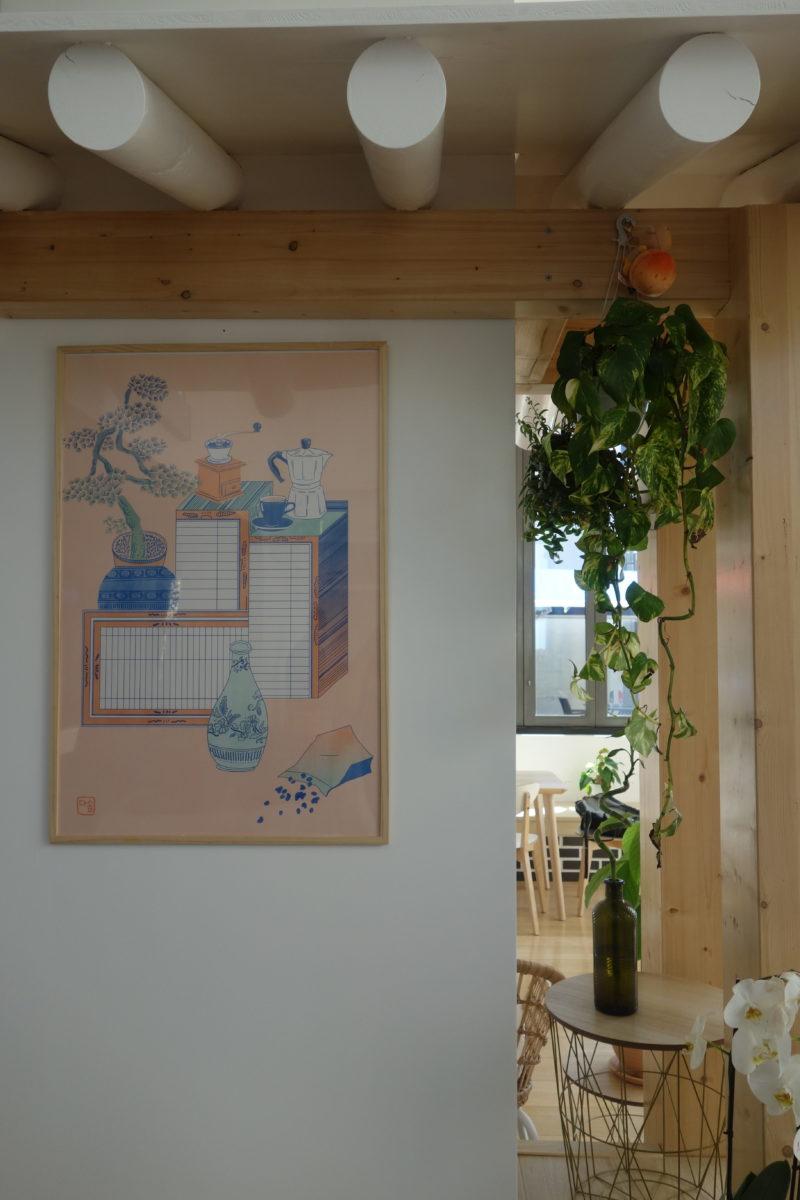 Kiwa café