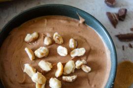 mousse au chocolat de Cyril Lignac