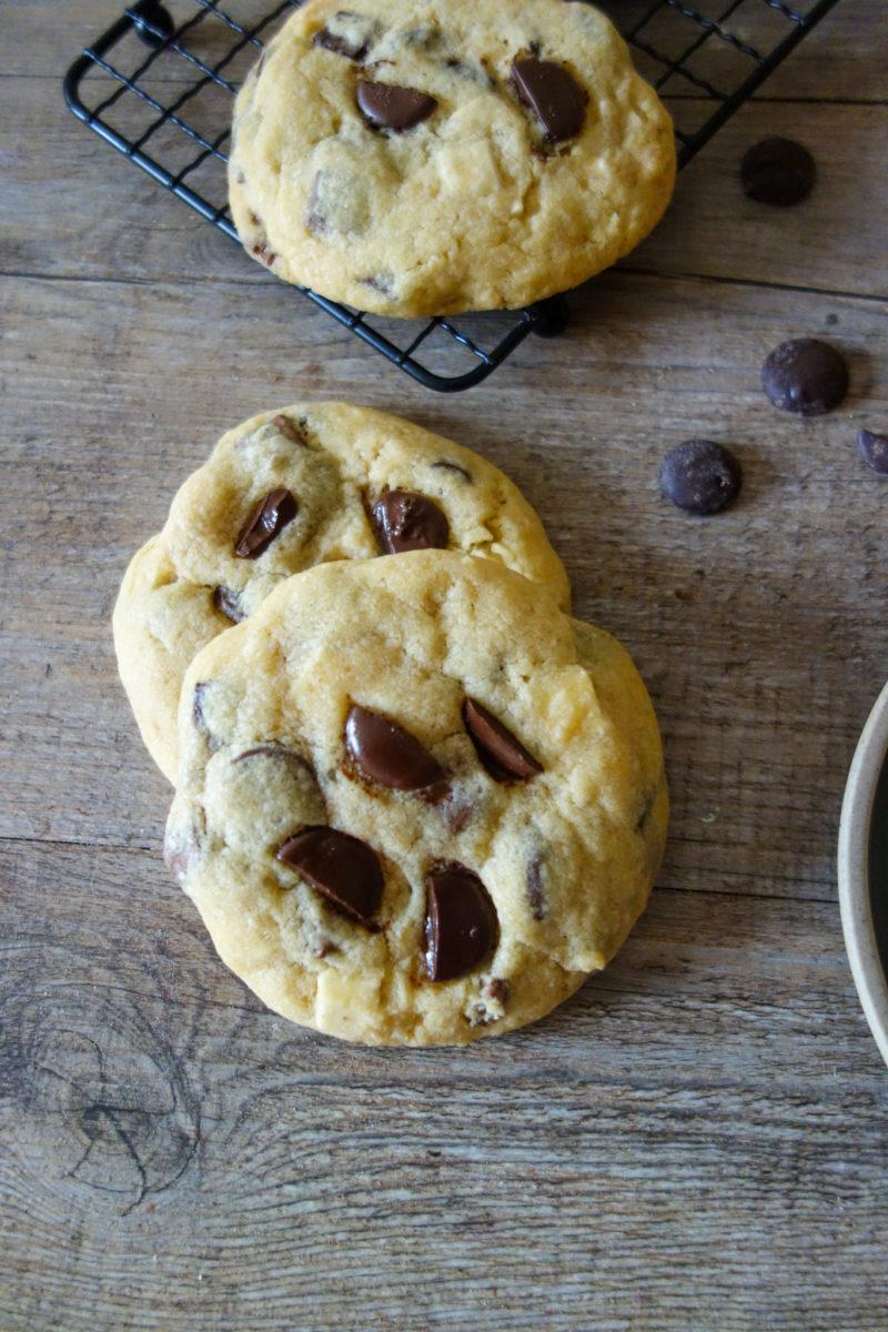 maxi cookies de Mercredi Biscuiterie