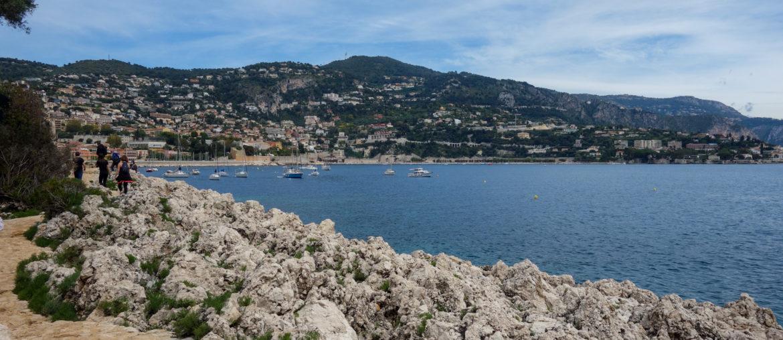 De Nice à Villefranche-sur-Mer par le sentier dulittoral