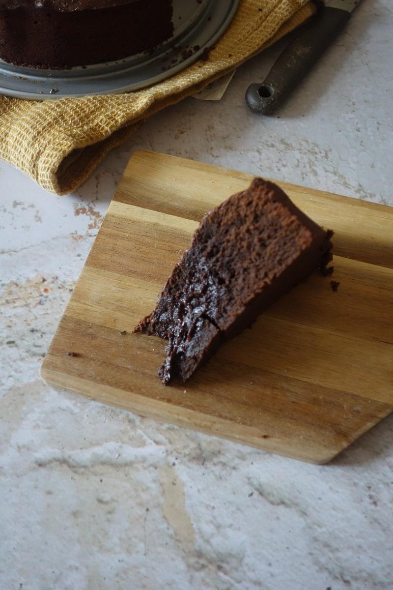 fondant au chocolat et au sarrasin